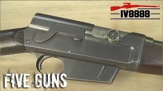getlinkyoutube.com-Top 5 Guns You Never Knew Existed