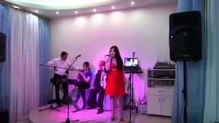 на свадьбе в Тбилиси