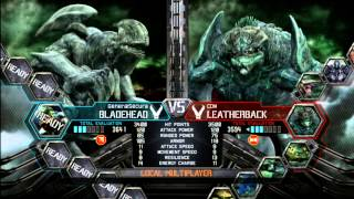 getlinkyoutube.com-Pacific Rim DLC Gameplay: Axehead VS Bladehead