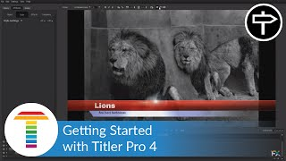 getlinkyoutube.com-Titler Pro 4: Getting Started