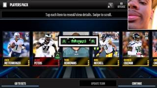 getlinkyoutube.com-Madden Mobile 16 - Player Pack (PACK OPENING)