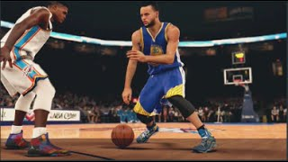 getlinkyoutube.com-NBA 2k15 Tutorial | How To Dribble, New Moves, And More ft. Stephen Curry!