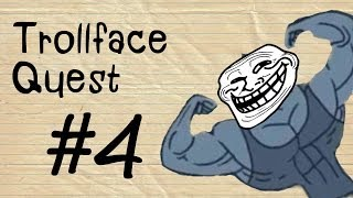 getlinkyoutube.com-Trollface Quest # 4 : เกรียนระดับโอลิมปิก ดอบบี้เป็นอิสระ (6,000 Subs)