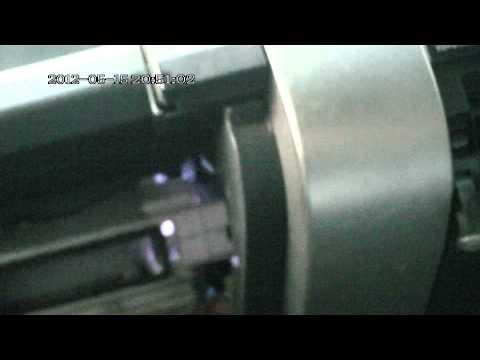 Toyota дергающийся сервопривод заслонки печки FILE0022.MOV