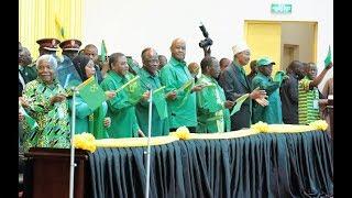 LIVE: Fuatilia yanayojiri kwenye mkutano mkuu wa CCM - Dodoma