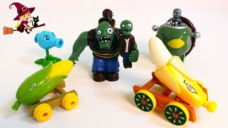 getlinkyoutube.com-Plants vs Zombies Juguetes para Halloween