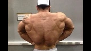 getlinkyoutube.com-CRAZY STEROIDS 1 YEAR TRANSFORMATION !!!