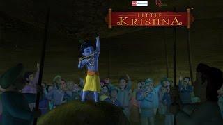 getlinkyoutube.com-Little Krishna Tamil - Episode 2 The Terrible Storm