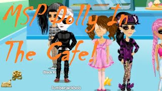 getlinkyoutube.com-MSP The Dolly In The Monster Cafe!