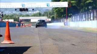 getlinkyoutube.com-Drag Race Sentul Predator Wisesa, Subaru Engine+, Evo IX Engine+