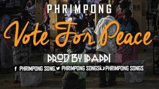 Phrimpong-VOTE4PEACE