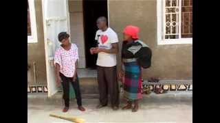 getlinkyoutube.com-Kansiime Anne with the lazy mother inlaw