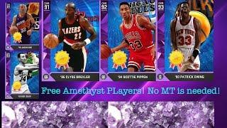 getlinkyoutube.com-NBA2K16 FREE Amethyst players(line up), NOT a glitch.