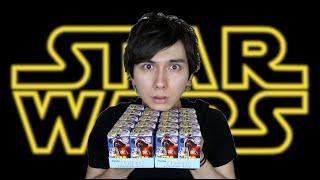 getlinkyoutube.com-スターウォーズチョコエッグ Star Wars Chocolate Eggs