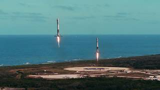 Falcon Heavy & Starman width=