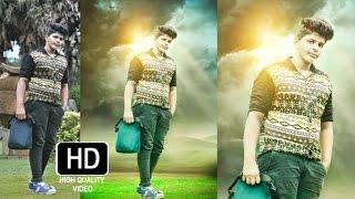 getlinkyoutube.com-Photo editing in photoshop | HD
