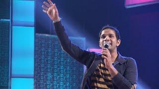 Karthik 's 'Ava enna enna thedi vantha' in Arco Iris Foundation Fund Raiser Event | Galatta Tamil