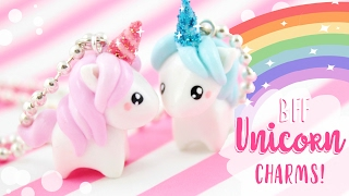 getlinkyoutube.com-♡ BFF Unicorn DIY Charms! ♡ | Kawaii Friday