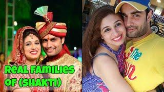 getlinkyoutube.com-Real families of Shakti (asthitva ke ehsas ki) actors and actresses
