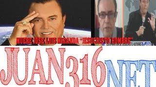 [MUERE]Jose Luis miranda el que se decía llamar jesucristo hombre(HD)