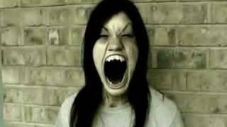 getlinkyoutube.com-Katies scary face