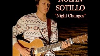 Night Changes - One Direction - Nolan Sotillo Cover