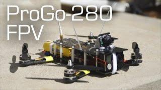 High Speed Mini FPV RACING Drone - RCTESTFLIGHT -