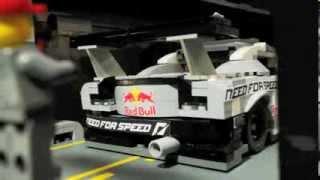 getlinkyoutube.com-Mad Mike Lego Drift