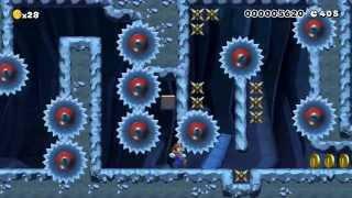 getlinkyoutube.com-Very fun level in Super Mario Maker