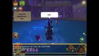 getlinkyoutube.com-Wizard101 Getting A Boy To Fall In Love With You