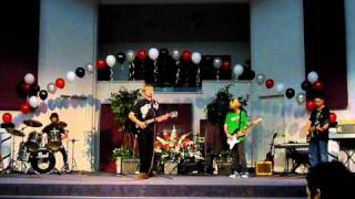 So Many Stairs performs King of All Days - originally by Hillsong width=