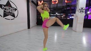 Dura - Daddy Yankee (Dance video) width=