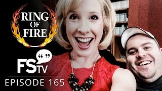 Ring of Fire On Free Speech TV | Episode 165 - It's Time To Wake Up — No More Shootings