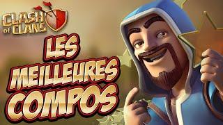 getlinkyoutube.com-LES MEILLEURES COMPOS D'ATTAQUE GDC   Clash Of Clans Français HDV 9