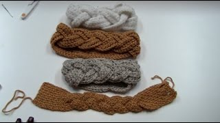 getlinkyoutube.com-CROCHET TUTORIAL TIME: BRAIDED EARWARMER/HEADBAND