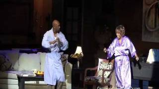 getlinkyoutube.com-Tyler Perry's cast The Marriage Councillor  @ Paradise & Dr.Love FitzRoy Gordon