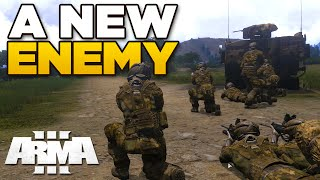 getlinkyoutube.com-ZEUS - A NEW ENEMY (defence) | ARMA 3 [ARES, Blastcore Phoenix, JSRS Dragonfyre]