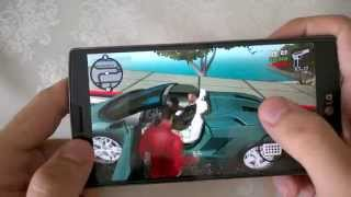 getlinkyoutube.com-GTA San Andreas Modern Mod gameplay on LG G4