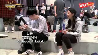 ไทยซับ [SMTM4] Ep.03 - Blacknut vs Ahn-SooMin (1:1 Battle)