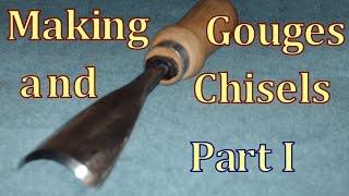 getlinkyoutube.com-Making Gouges and Chisels  Part I