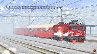 getlinkyoutube.com-Locomotiva CocaCola in Trainz Simulator By AdySoft