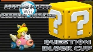 getlinkyoutube.com-Mario Kart Wii Custom Tracks: Question Mark Block Cup