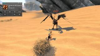 getlinkyoutube.com-Blade & Soul - OBT - Force Master Skills