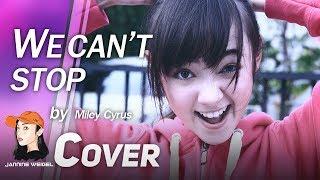 getlinkyoutube.com-We Can't Stop - Miley Cyrus cover by 13 y/o Jannine Weigel (พลอยชมพู)