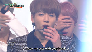 getlinkyoutube.com-BTS (방탄소년단) - Am I Wrong, Blood Sweat & Tears (피 땀 눈물)[Music Bank COMEBACK / 2016.10.14]