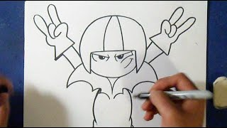 getlinkyoutube.com-como desenhar kick buttowski