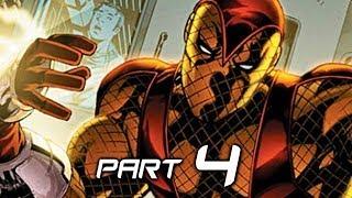getlinkyoutube.com-The Amazing Spider Man 2 Game Gameplay Walkthrough Part 4 - Shocker Boss (Video Game)