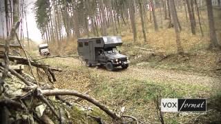 getlinkyoutube.com-VOXformat Rockwilder® - Mercedes-G Expeditionsfahrzeug -- foxformat