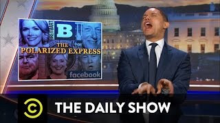 getlinkyoutube.com-The Daily Show - Polarized Media: Consuming News from Inside Your Bubble