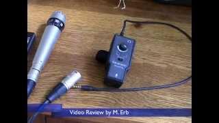 getlinkyoutube.com-Saramonic SmartRig XLR Microphone Audio Adapter for iPhone, iPad, iPod, Android Smartphones
